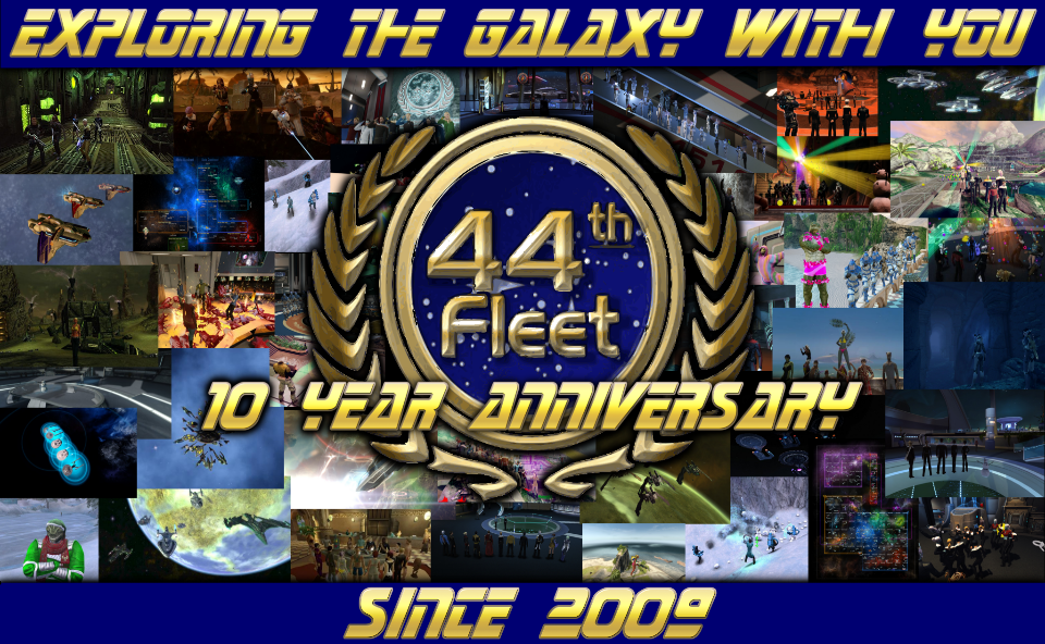 44th Fleet 10 Year Anniversary