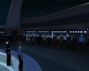 Fleet gathering
